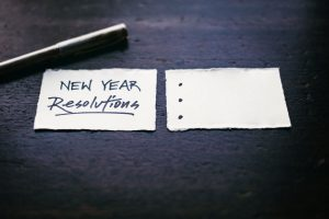 new year's resolution blog post featured image